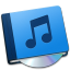 64x64px size png icon of Music Book