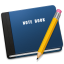 64x64px size png icon of Note Book