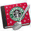 64x64px size png icon of Starbucks Book Alt