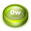 64x64px size png icon of Dreamweaver