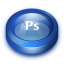 64x64px size png icon of Photoshop