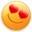 64x64px size png icon of amor