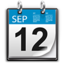 64x64px size png icon of date