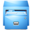 64x64px size png icon of file manager