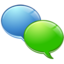 64x64px size png icon of irc protocol