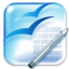 64x64px size png icon of openofficeorg 20 writer