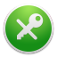 64x64px size png icon of KeepassX