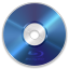 64x64px size png icon of Blu ray