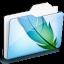 64x64px size png icon of Folder CS2 Photoshop