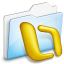 64x64px size png icon of Folder Microsoft Office