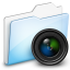 64x64px size png icon of Folder pictures alternative