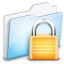 64x64px size png icon of Folder private alternative