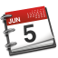 64x64px size png icon of Ical 1