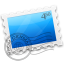 64x64px size png icon of Mail wide