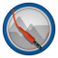 64x64px size png icon of audacity alt