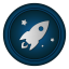 64x64px size png icon of launcher