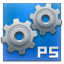 64x64px size png icon of PS Tray Factory