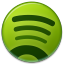 64x64px size png icon of Spotify