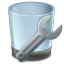 64x64px size png icon of Uninstall Tool