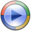 64x64px size png icon of Windows Media Player 10
