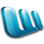 64x64px size png icon of Word Mac