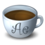 64x64px size png icon of Coffee AfterEffects