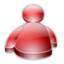 64x64px size png icon of Msn Buddy Offline