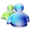64x64px size png icon of Msn Messenger