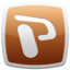 64x64px size png icon of officemilk powerpoint