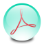 64x64px size png icon of Adobe Acrobat Distiller