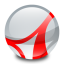 64x64px size png icon of Adobe Acrobat Reader