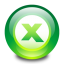 64x64px size png icon of Microsoft Excel