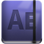 64x64px size png icon of After Effects