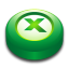64x64px size png icon of Microsoft Office Excel