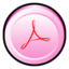 64x64px size png icon of Adobe Acrobat 8