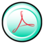 64x64px size png icon of Adobe Acrobat Distiller CS 2