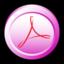 64x64px size png icon of Adobe Acrobat Professional CS 2