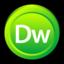 64x64px size png icon of Adobe Dreamweaver CS 3