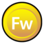 64x64px size png icon of Adobe Fireworks CS 3