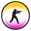 64x64px size png icon of Counter Strike Source