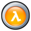 64x64px size png icon of Half Life