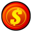 64x64px size png icon of Quicken