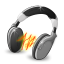 64x64px size png icon of Audacity SZ