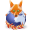 64x64px size png icon of Firefox SZ