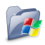 64x64px size png icon of Folder Dossier Win SZ