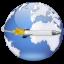 64x64px size png icon of Internet Shortcut SZ