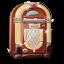 64x64px size png icon of Juke Box SZ