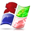 64x64px size png icon of Multidows
