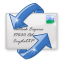 64x64px size png icon of Outlook SZ