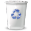 64x64px size png icon of Trash full Evolution SZ